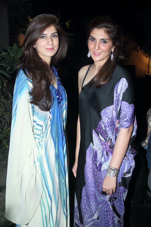 Sana and Khadijah Shah
