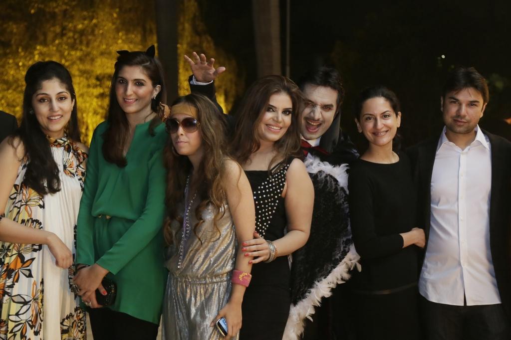 Attiya Noon, Khadijah Shah, Iqraa Mansha, Aminah Aizaz, Shahbaz Khosa, Ayesha Jatoi, Murad Saigol