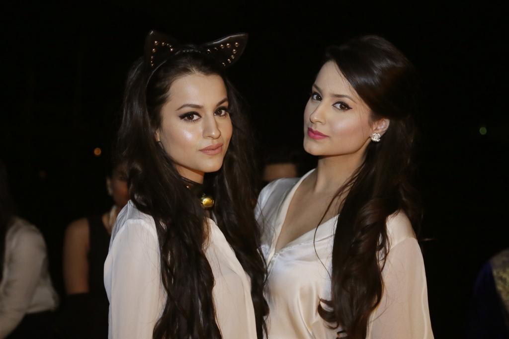 Hira and Maha Hashmi