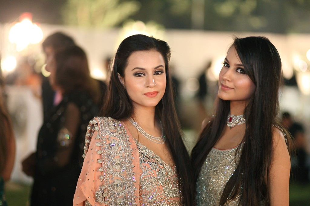 Hira and Maha Hashmi