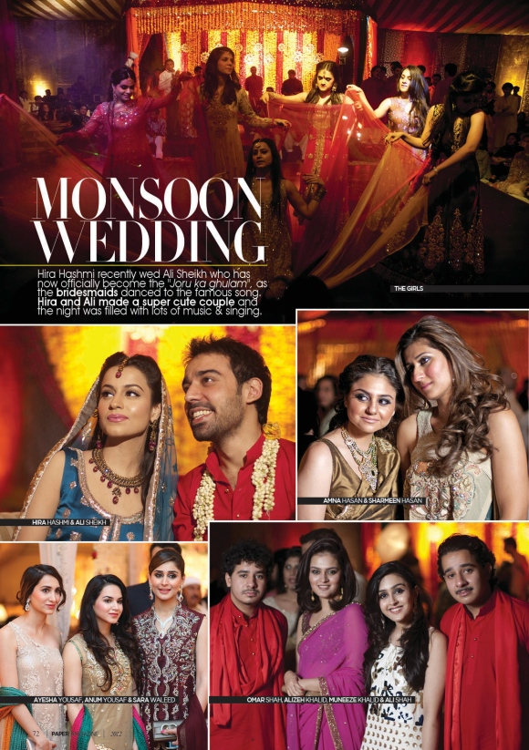monsoon wedding analysis essays Monsoon wedding: coupling of indian tradition and westernization coupling of indian tradition and westernization: more film review and analysis essays.