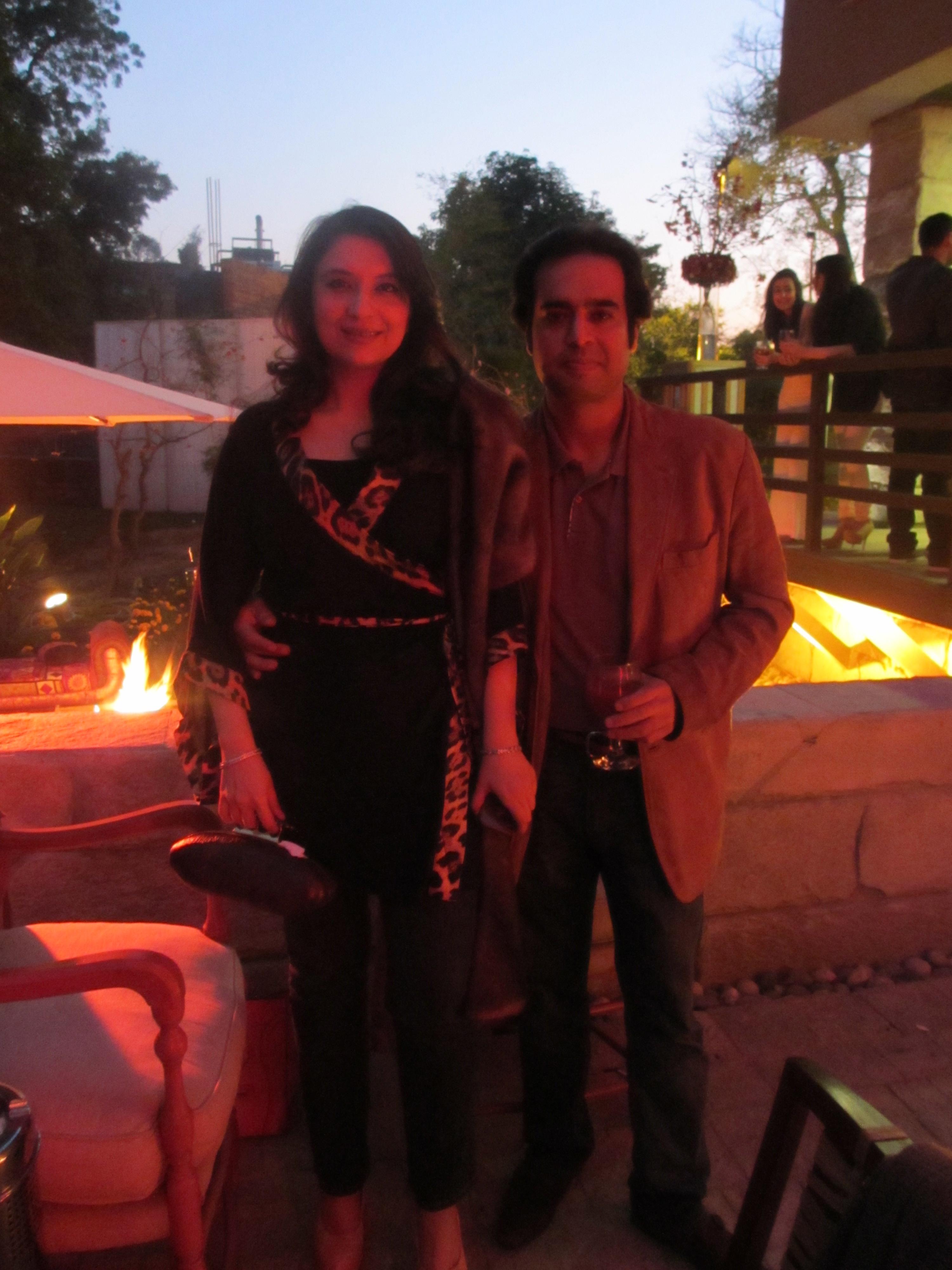 Saniya and Zein Ali