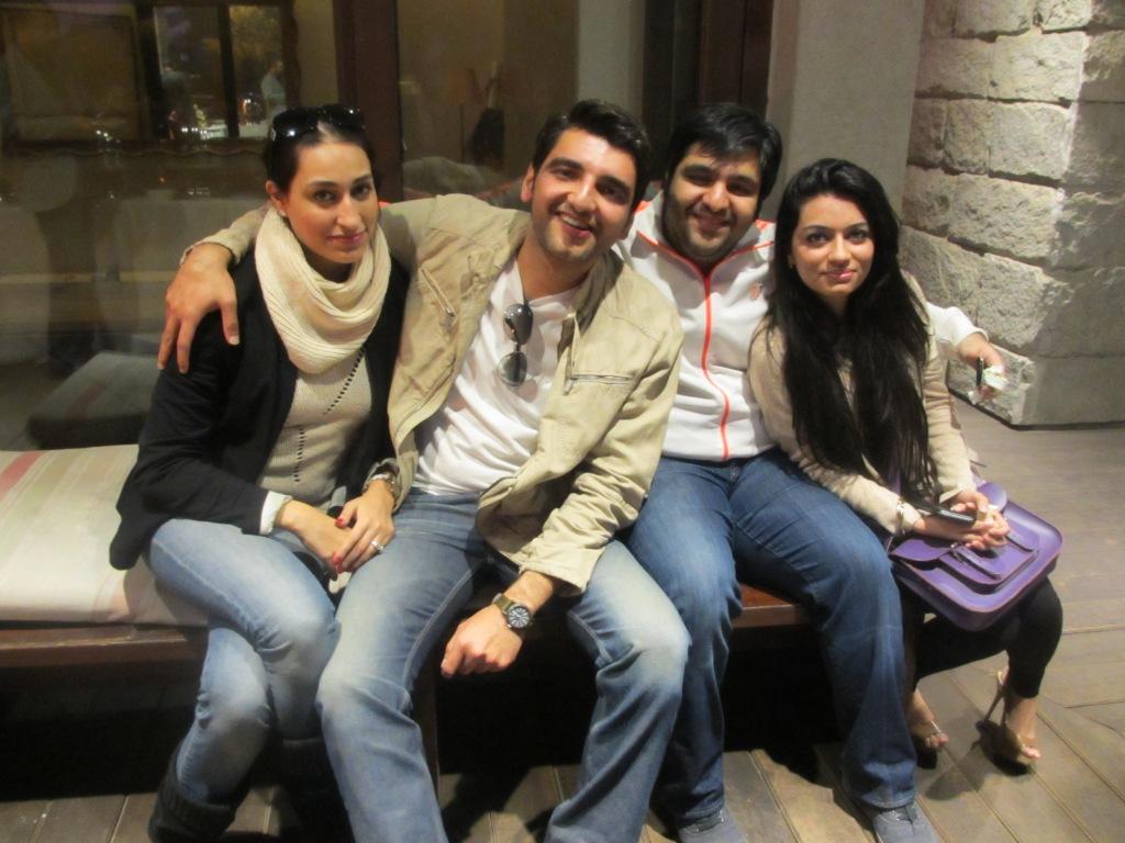Zahra Khokar, Adnan Hayat, Sohail Salahuddin and Tubah Zafar