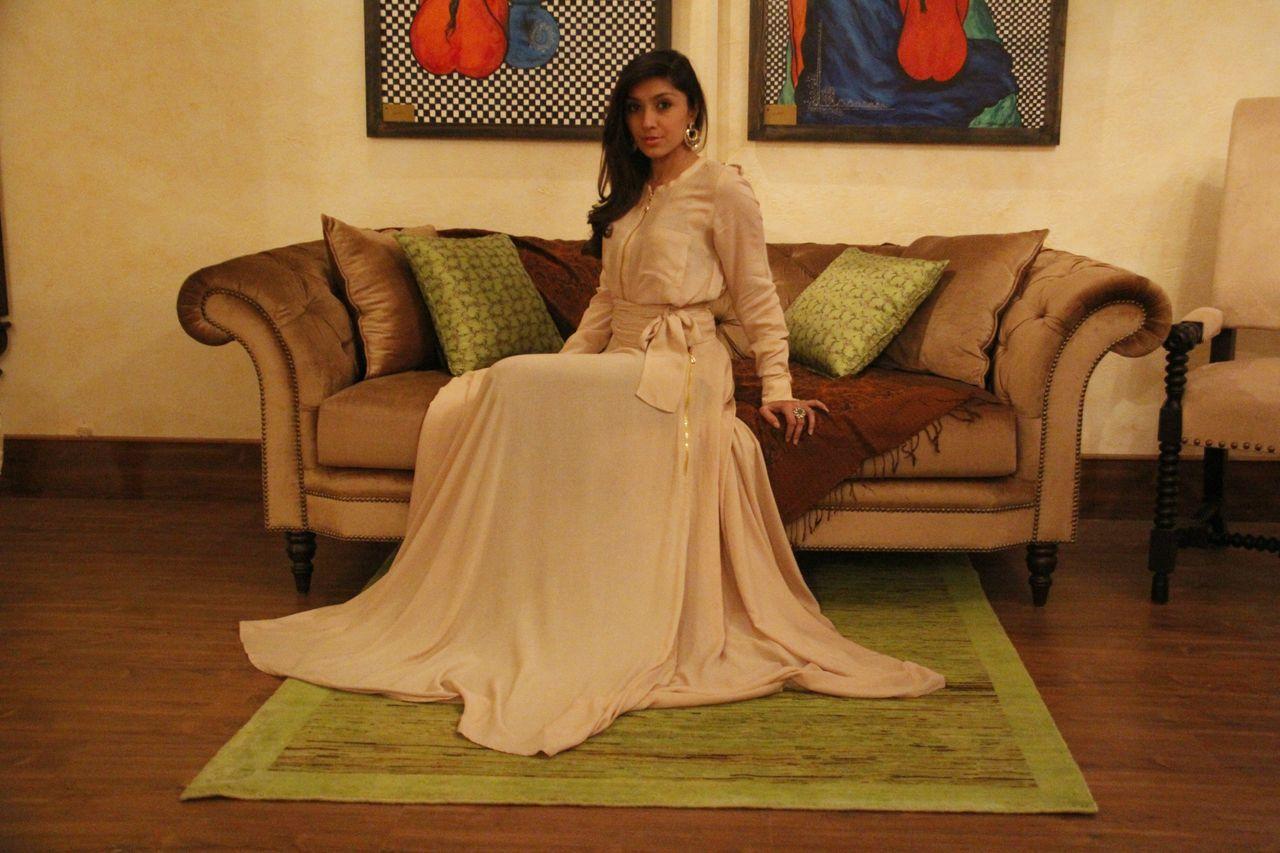 Ayesha Gul in Feeha Jamshed