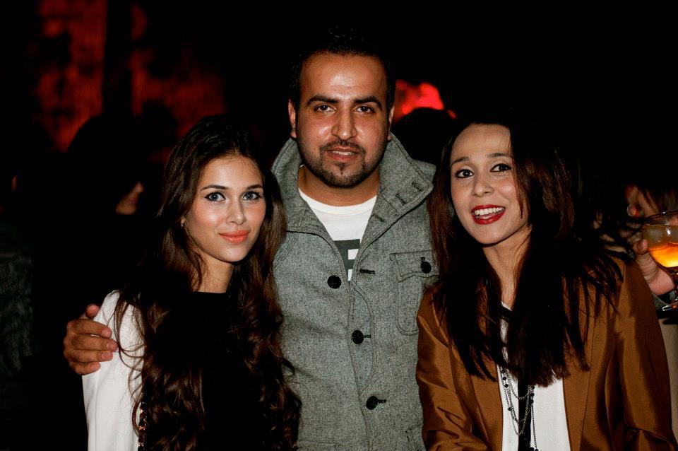 Jania Bhatti, Omer Khalid and