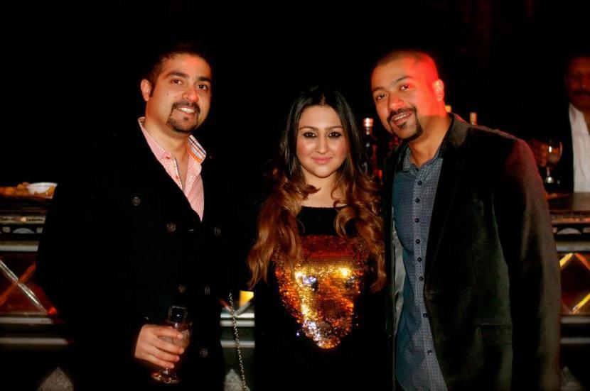 Ahmed, Shazreh and Ali Asad