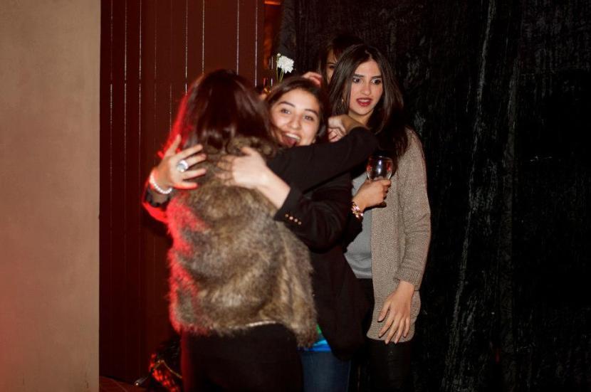 Alizeh, Fatima and Tabinda Aftab