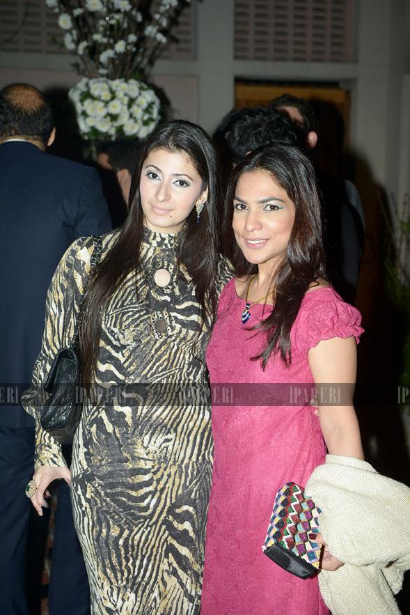 Nadira Omer Khalid and Fatima Naseer Fazli