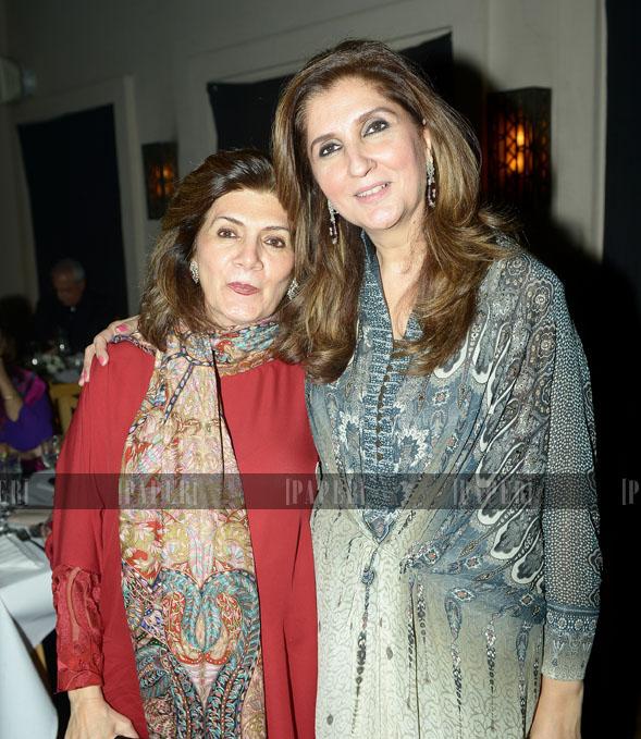 Nasreen Humanyun and Aneela Shah