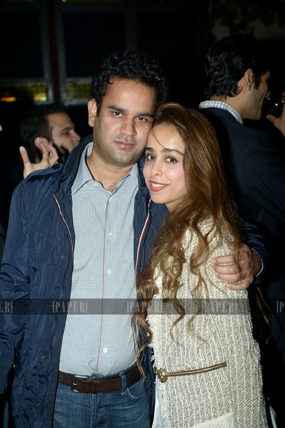 Hasan and Iqraa Mansha