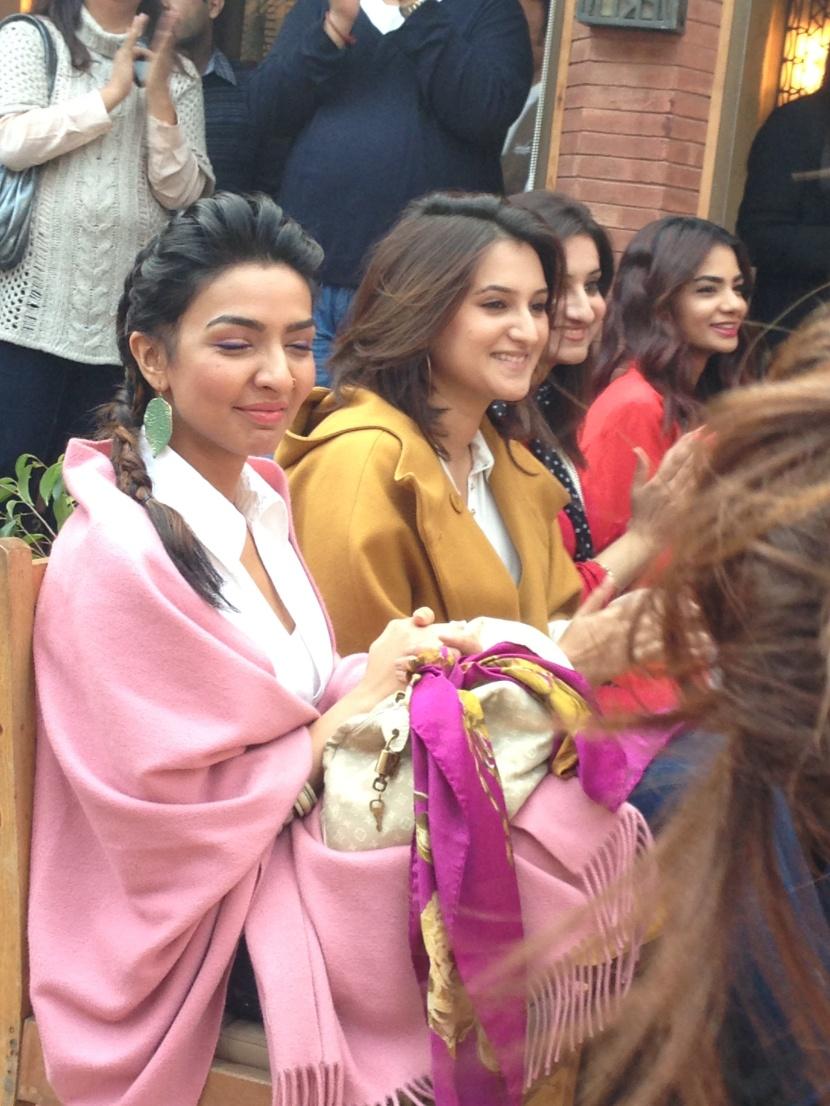 Asmaa Mumtaz and Redah Misbah