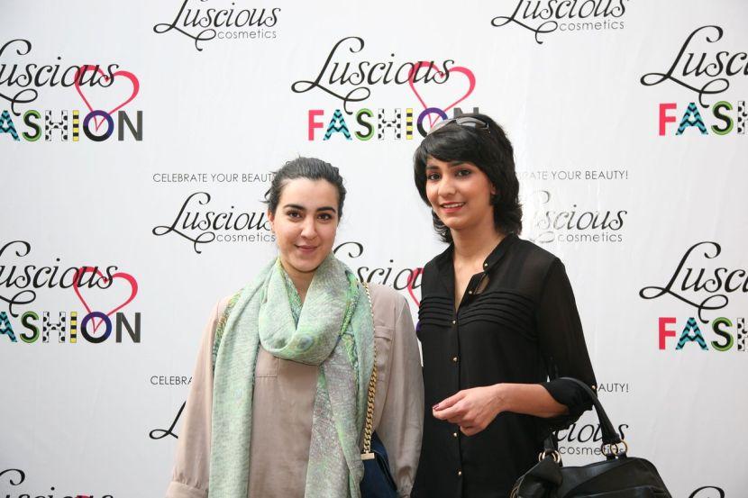 Mehrunissa Khan and Fatima Ali