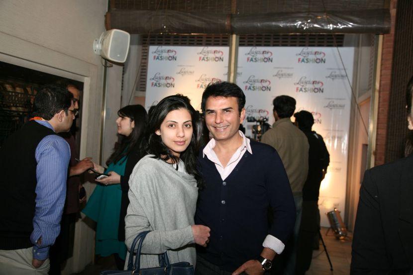 Nadia Malik and Shahzad Raza