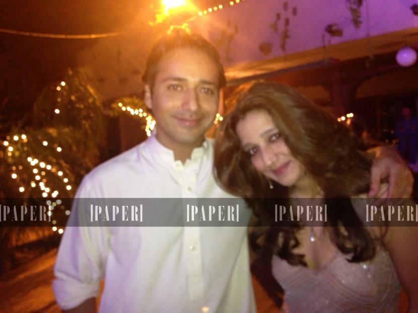Yawar and Mariam Salman