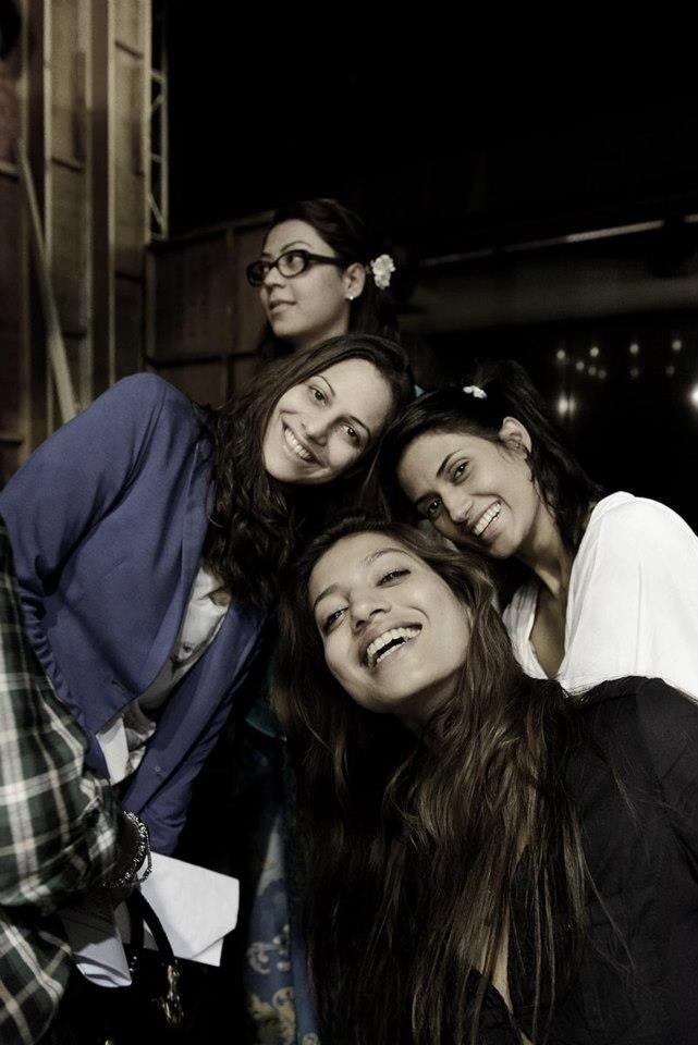Cybil, Rabia and Nadia