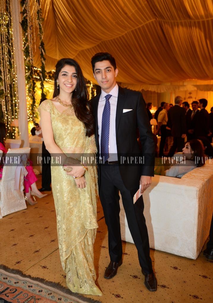 Bisma Ahmad and Ali Khan Tareen