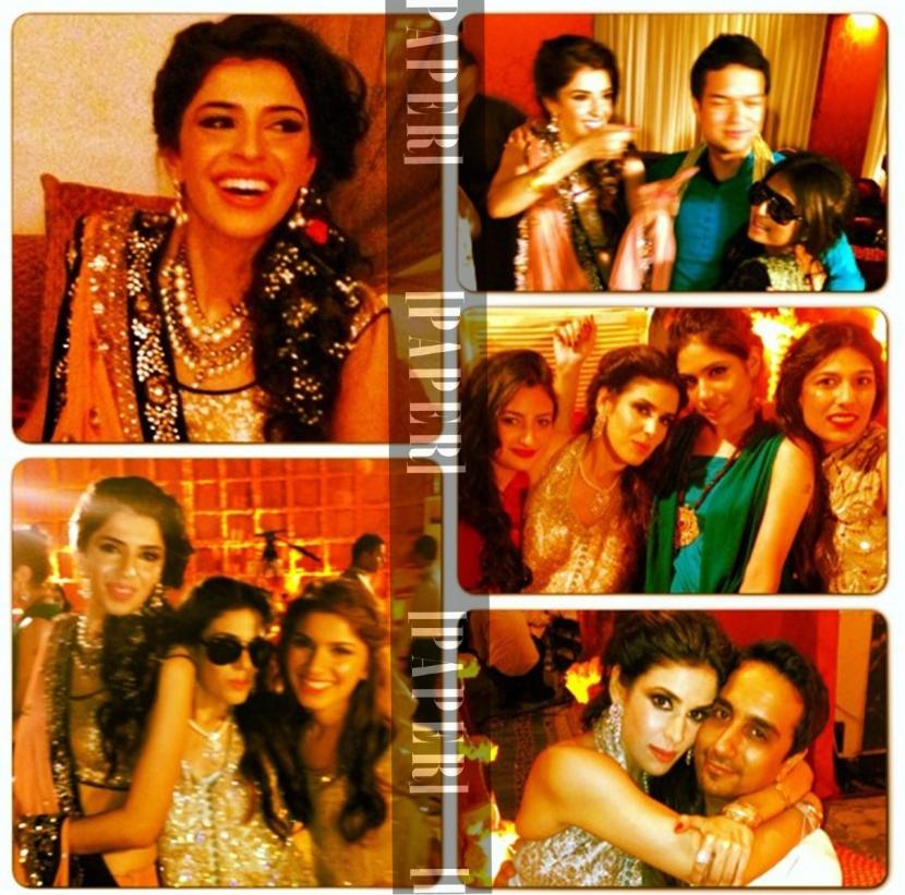Dholki fun- Sukaina, Farid, Salina Taqi, Zamin Zaidi, Maira Paganwala