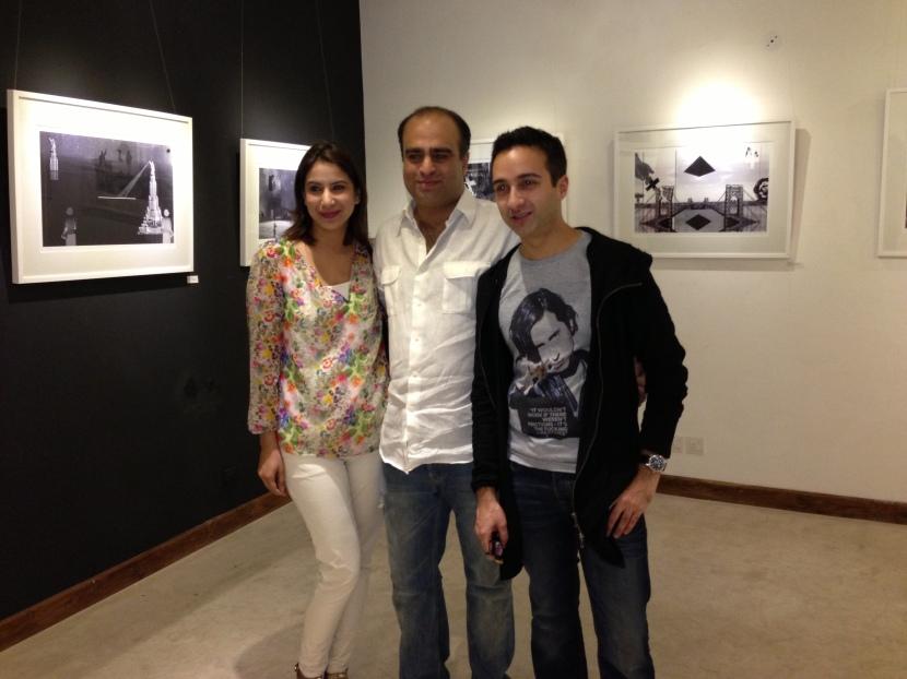 Amina Shah Abbas Ali and Mo Shah