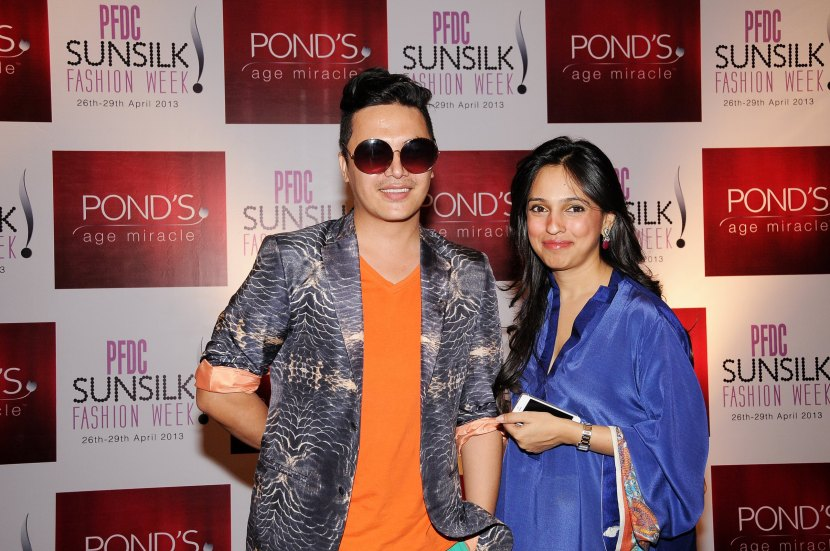 Mohsin Ali and Nida Azwer
