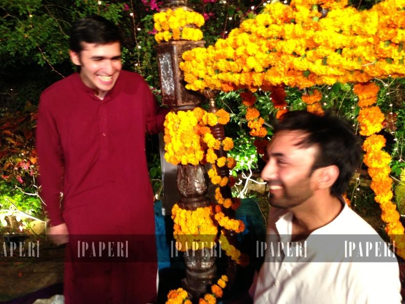 Saami Siddiqui and Ali Khar