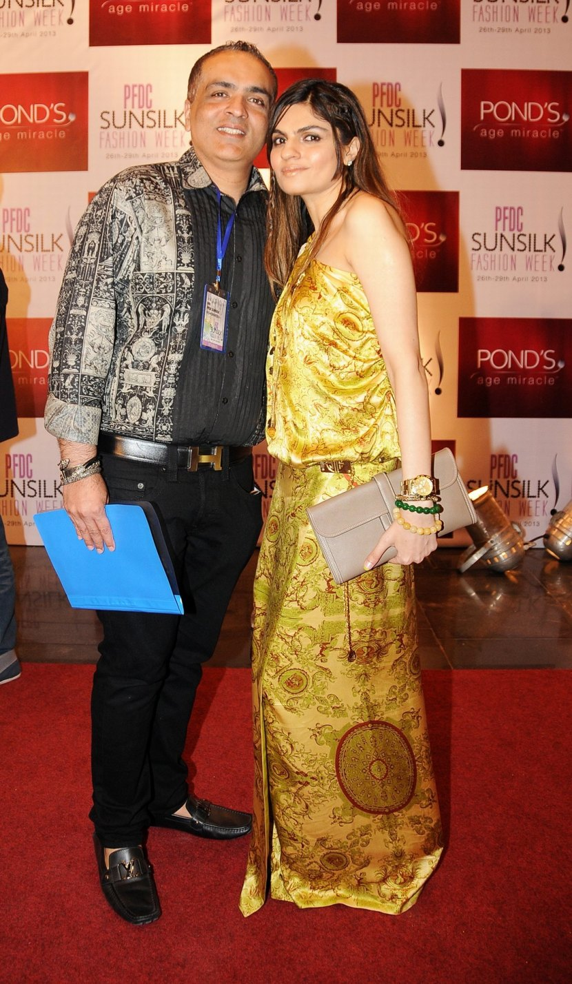 Salim and Shehla Chatoor
