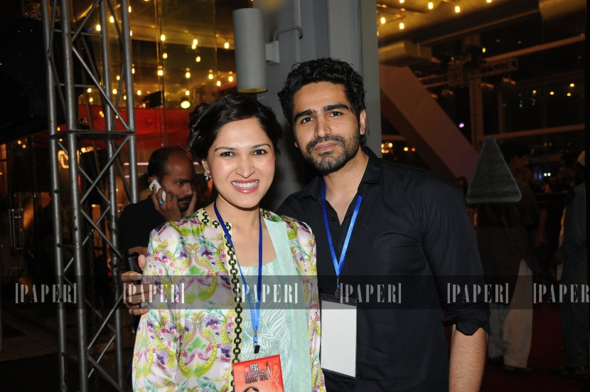 Sania Maskatiya and Umair Tabani