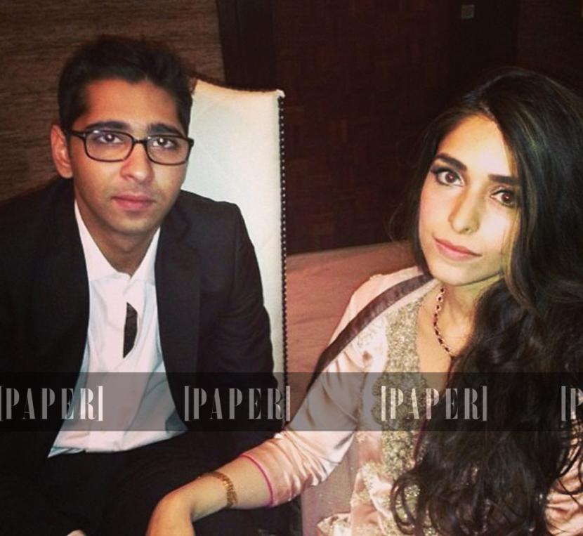 Bilal Barket and Sasha Salahuddin