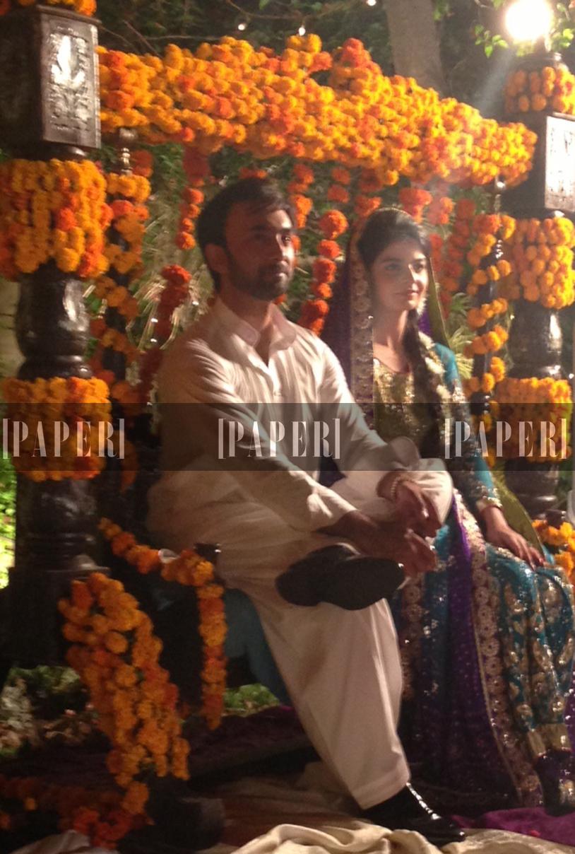 Ali Khar and Rafia Najam