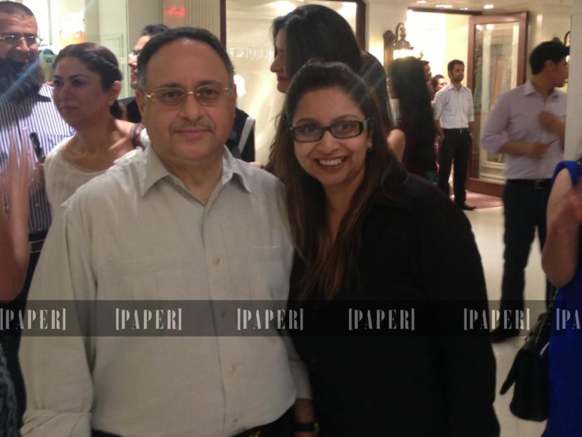 Zahir Rahimtoola and Samra Muslim