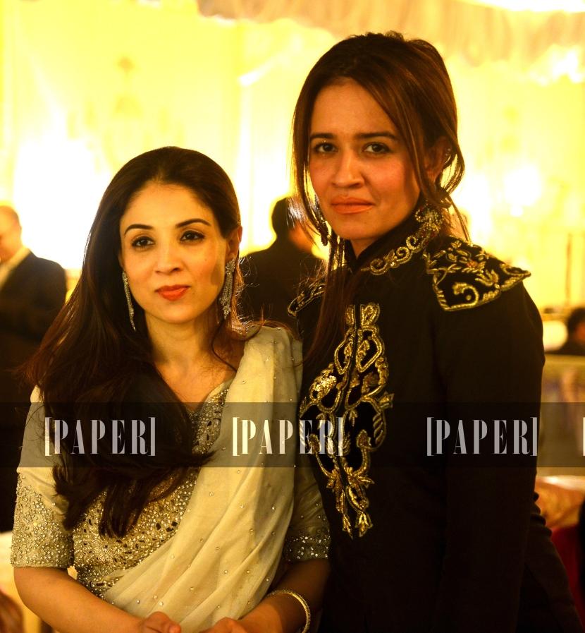Zuleika Sethi and Samia Shahnawaz
