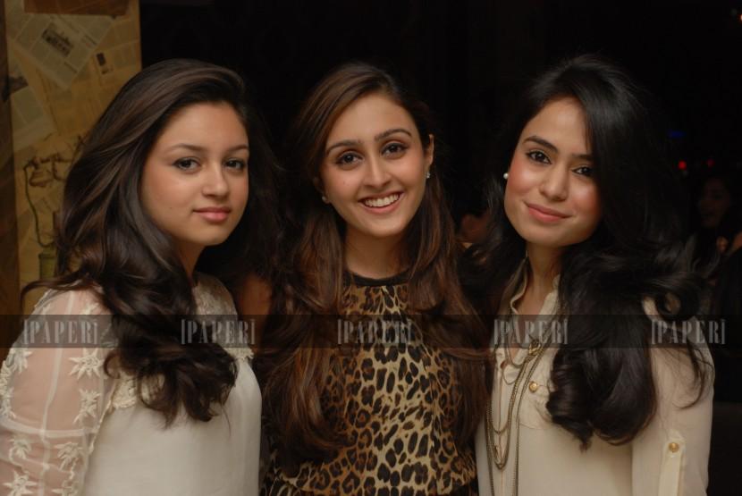 Aleeha Danyal, Muneeze and Minal Mirza