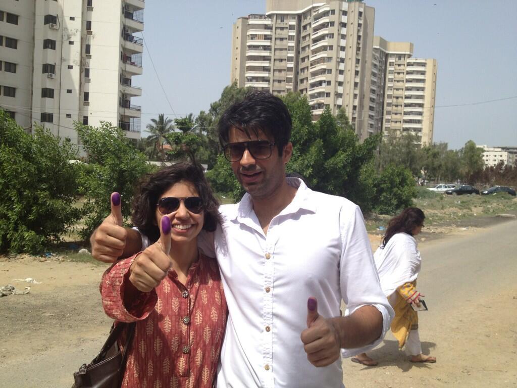 Maha and Adnan Malik
