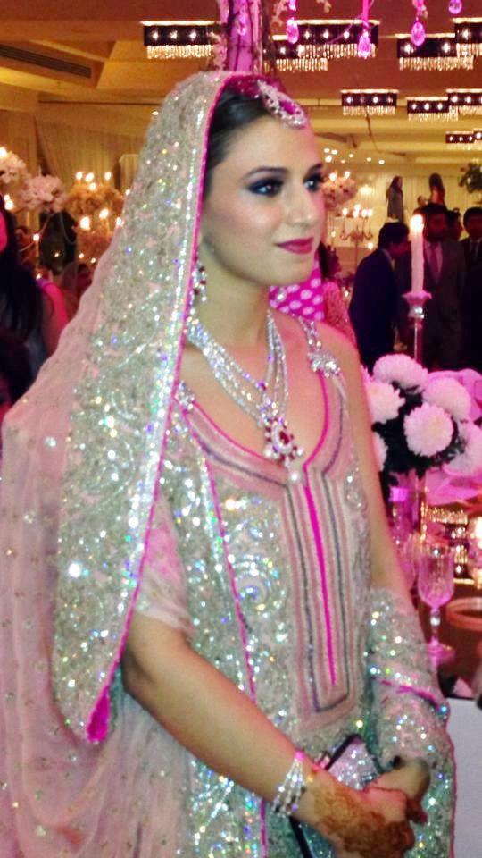 Amina Muggo wears Umar Sayeed