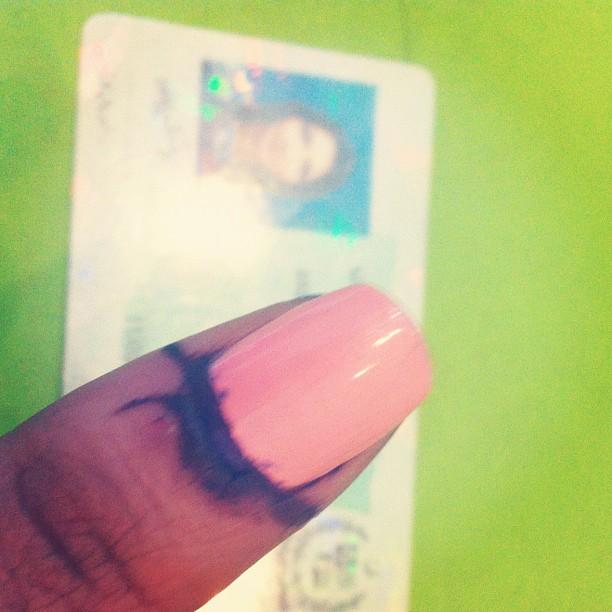 Asmaa Mumtaz has ink on her thumb. Do you?