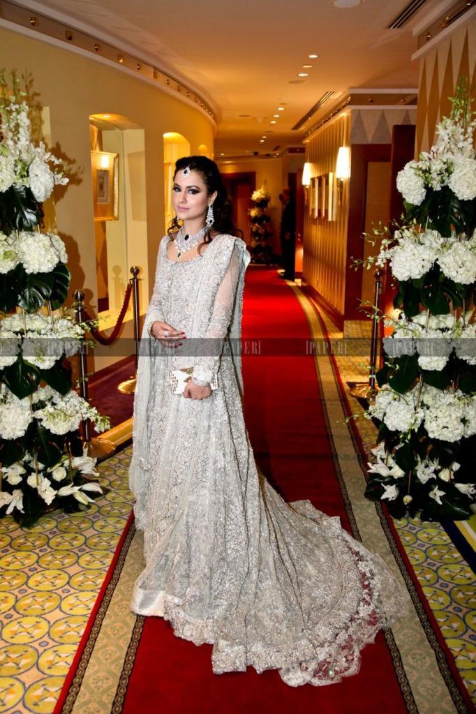 Maha Hashmi Sheikh wears Elan