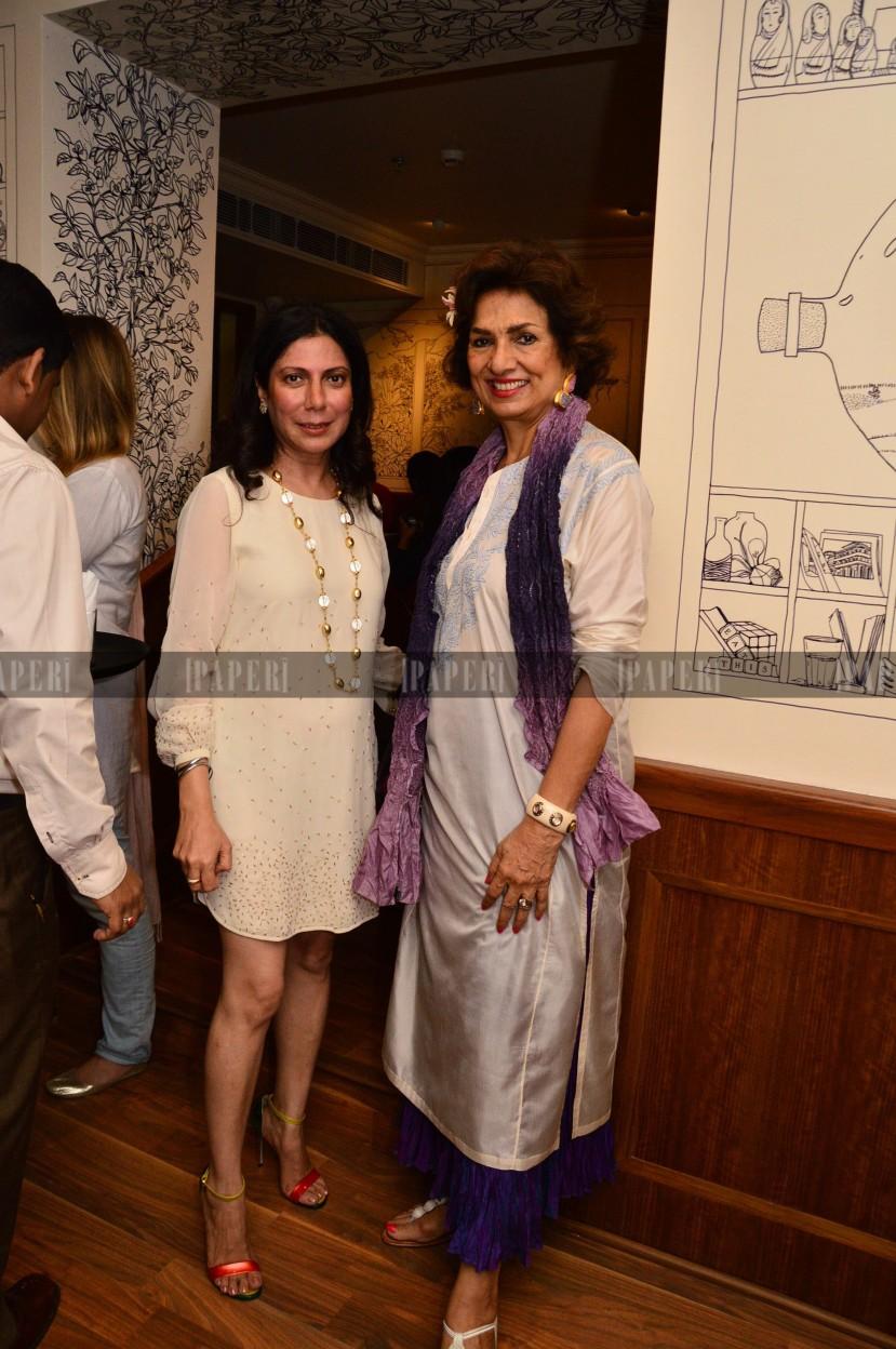 Harmeet Bajaj and Bina Ramani
