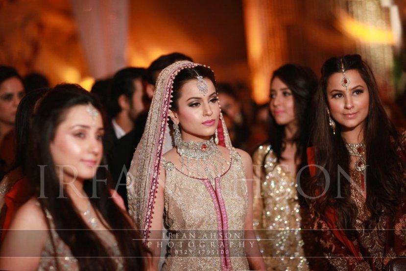 Hira Hashmi Sheikh wears Umar Sayeed