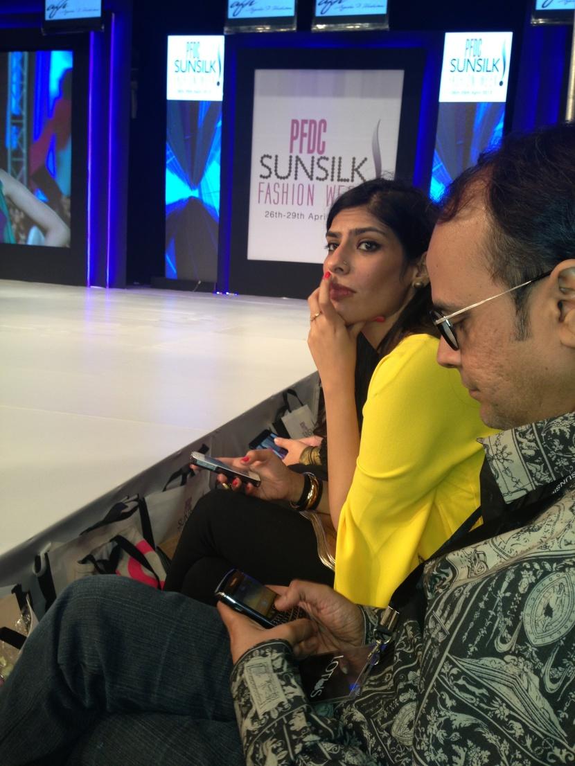 Zainab Malik and Raheal Rao