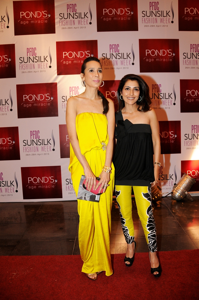 Sana Hashwani and Sadaf Jalil