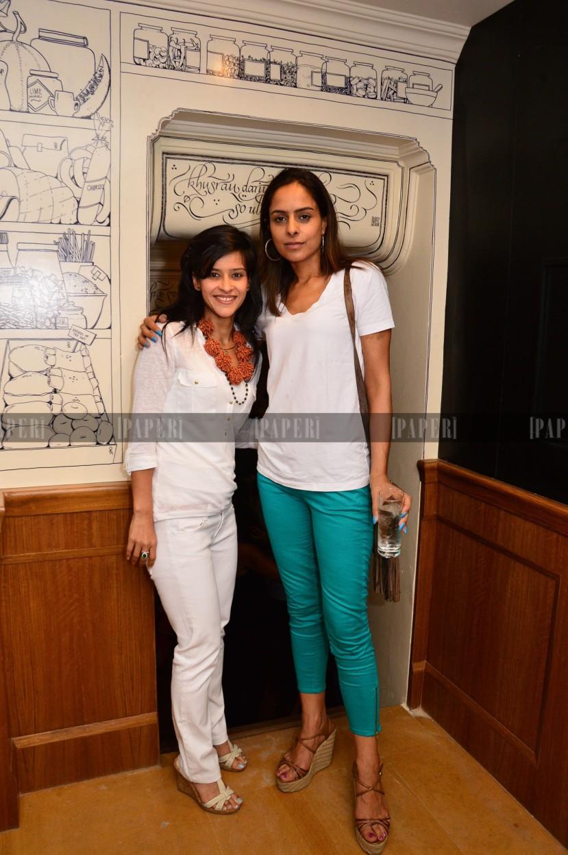 Reema Mehra and Najum Sahi Thorpe