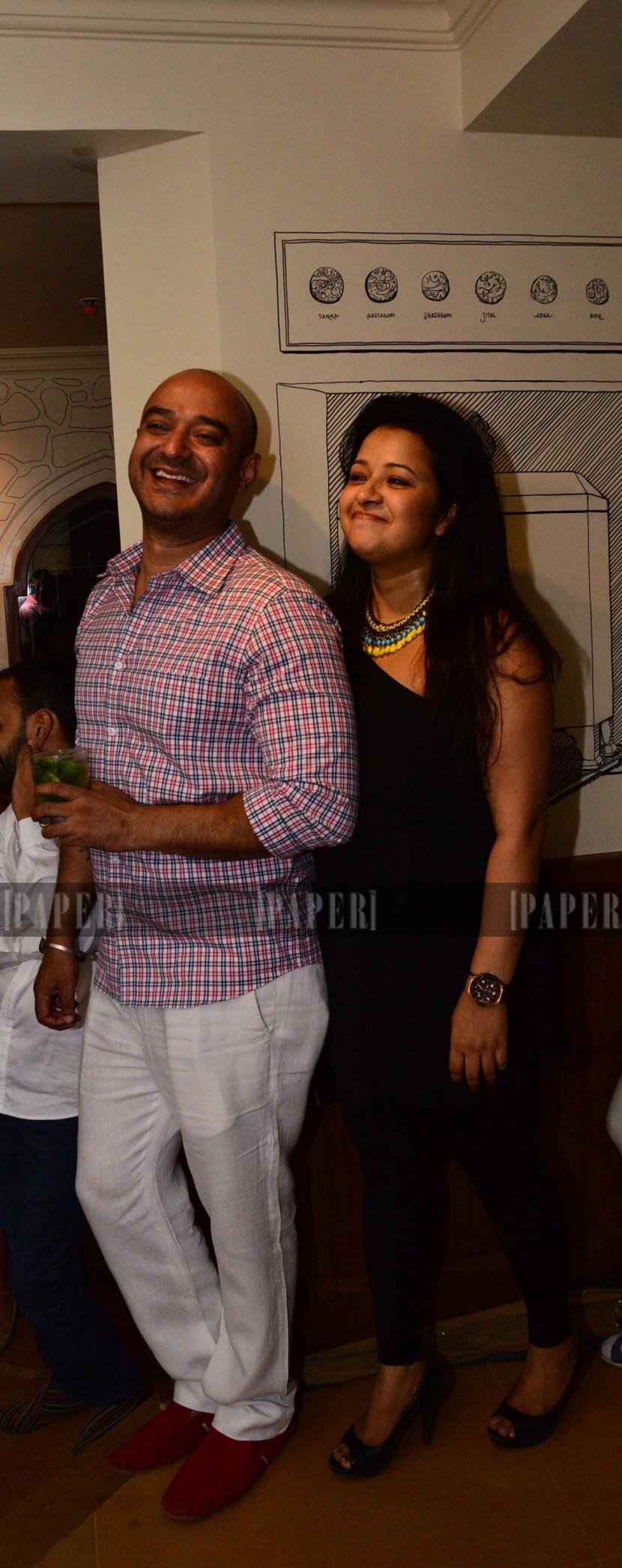 Shiv Karan and Reema Singh