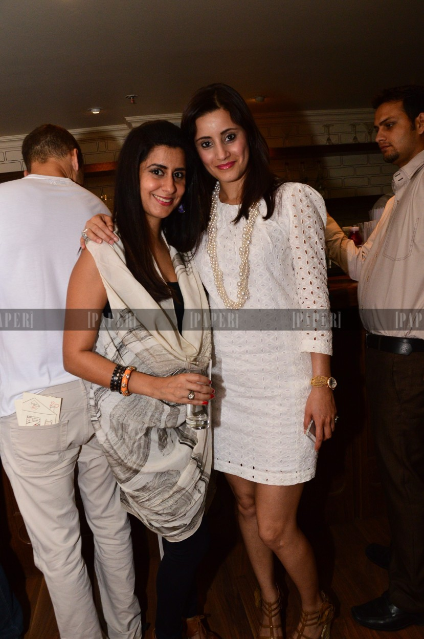 Sujata Assomull Sippy and Shilpa Dhingra