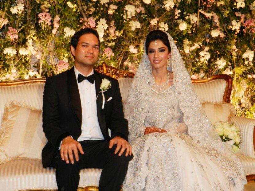 Sukaina Taqi wears Umar Sayeed