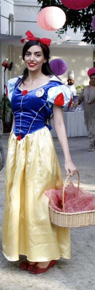 Zara Peerzada as Snow White